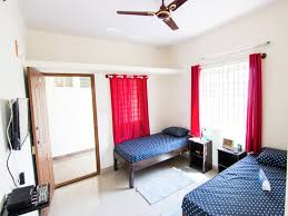 zolo co living spaces posh pg hsr paying guest bangalore