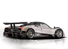 pagani zonda engine pagani zonda r officially unveiled in vienna