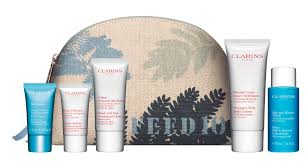 feed clarins a beautiful partnership customer services feed for clarins pouch