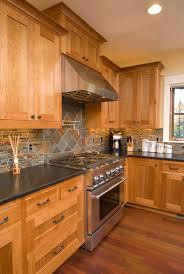 Are The Cabinets Made Out Of Cherry With A Clear Coat