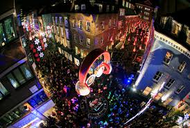 christmas in carnaby 2016 is a big fat party