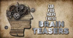 100 brain teasers with answers for kids and adults icebreaker ideas