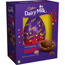 fruit and nut easter eggs cadbury launches fruit nut and daim bar easter eggs