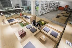 office interior design layout plan when one size does not fit all rethinking the open office archdaily