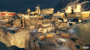 Halo Capture The Flag Cog News Enjin Halo 5 Guardians Ghosts Of Merdian Preview