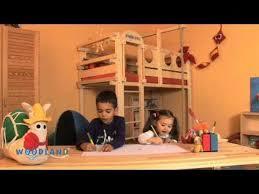 Woodland Bunk Bed Children S Furniture Bunk Beds Loft Beds From Woodland
