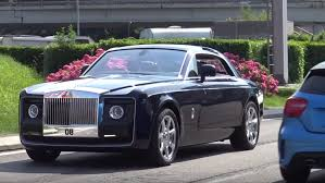 sweptail rolls royce mattress baron commissions