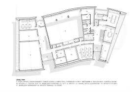 Dance Studio Floor Plan Gallery Of Te Oro Archimedia 16