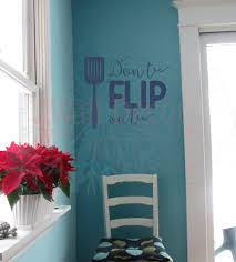 don t flip out with spatula kitchen wall decals vinyl sticker don t flip out with spatula kitchen wall decals vinyl sticker loading zoom