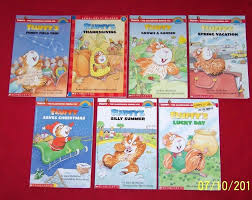 fluffy the classroom guinea pig scholastic readers 7 level 3 books