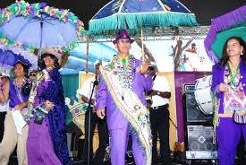 mardi gras king and costumes mardi gras parade bayou festival