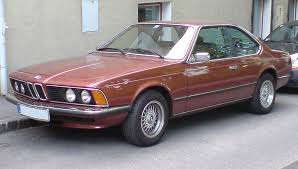 bmw 6 series e24 wikipedia