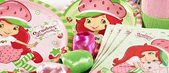strawberry shortcake party supplies strawberry shortcake party supplies for kids birthday party themes