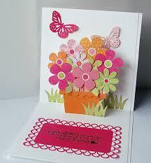 card feature inside pop up flower pot cards