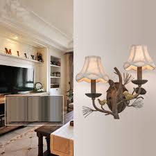 Bedroom Light Wall Sconces Online Get Cheap Wall Light Bird White Sconce Aliexpress Com