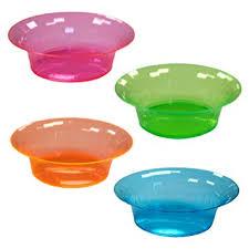 essentials plastic 10 ounce salad