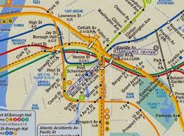 mta map subway noticing york naming a problem the mta gives ratner the
