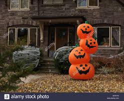 halloween decorations house canada stock photos u0026 halloween