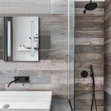 Battery Operated Bathroom Mirrors Bathroom Ideas Outstandingttery Operatedthroom Mirror Pacific