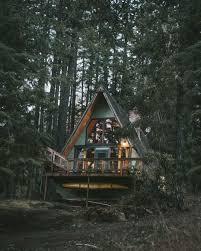 Luxury Cabin Homes Pin By Bridget Gannon On A Frame House Pinterest Luxury Decor