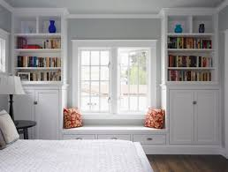 Window Seat Bench - glamorous popular window seat designs architecture intenzy