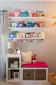 Bookcase For Kids Room by Quinn U0027s Gray And Pink Whimsical Nursery Ikea Usa Nook And Ikea