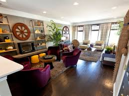 living room steampunk home décor brick wall cool features 2017
