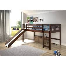 low loft kids beds birch lane