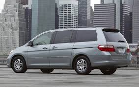 used car honda odyssey used 2005 honda odyssey minivan pricing for sale edmunds
