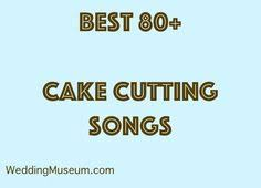 15 fun and modern cake cutting songs wedding fun and 15
