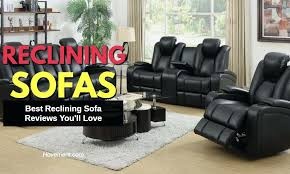 Best Leather Recliner Sofa Reviews Best Reclining Sofa Epromote Site