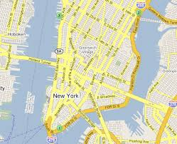 downtown manhattan map york city heliports helicopter airport transportation