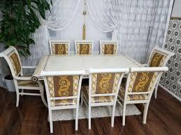 italienische esszimmer arredo classic italienische luxus esszimmer esstisch 8 stühle in