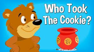 who took the cookie nursery rhyme super simple songs youtube
