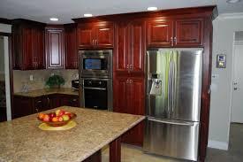 Home Depot Cognac Cabinets - casual cognac kitchen cabinets cognac storage cabinets home