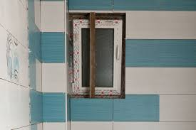 How To Tile A Kitchen Window Sill How To Tile Around Window Howtospecialist How To Build Step