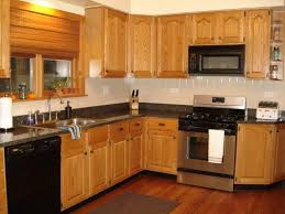 mahogany wood cabinets polished brown paint cabinet ideas white