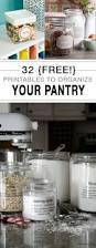 Ideas To Organize Kitchen Best 25 Printable Organization Ideas On Pinterest Schedule