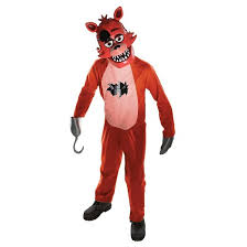 Target Halloween Costumes Boys Nights Freddy U0027s Foxy Child Costume Target