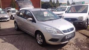 used ford focus style manual cars for sale motors co uk