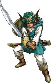 dragon quest iv artwork ds realm of darkness net dragon