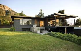 Midcentury Modern Home - contemporary mid century modern homes design of mid century