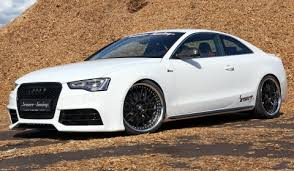 audi s5 coupe white official 2012 audi s5 coupe with rs5 styling by senner tuning