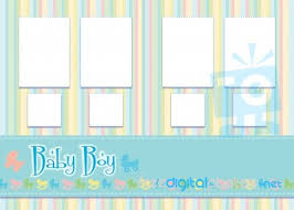 baby boy photo album baby boy album stock image royalty free image id 10010450