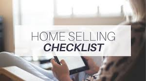home selling checklist 6 easy things to do before you list your