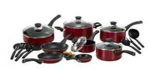 black friday pan set black friday cookware set deal 20 pieces only 44 99