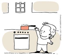 dessin casserole cuisine domestique en cuisine la casserole et votre enfant