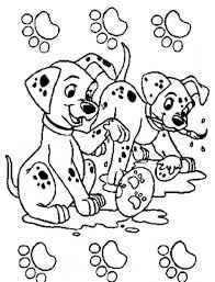 cutest puppies playing paints eggs 101 dalmatians