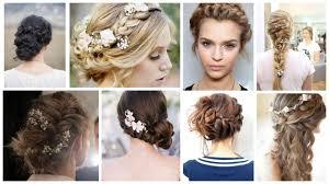 coiffure mariage boheme coiffures de mariage pour un thème bohème chic glitter