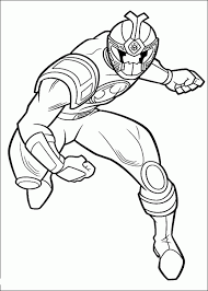 power rangers coloring pages boys super heroes coloring